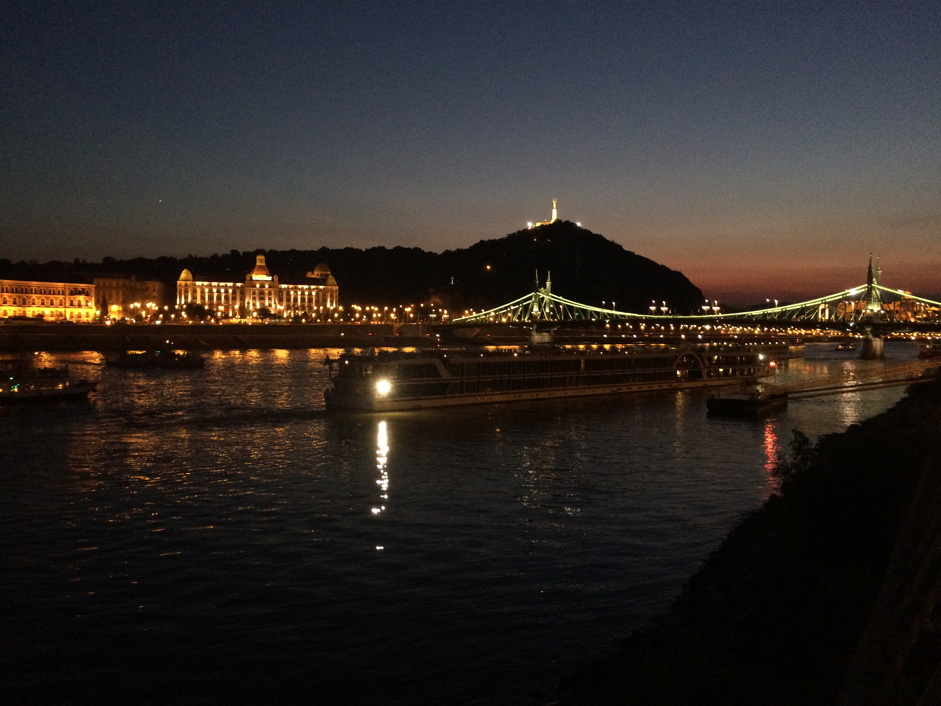 Photographs from my trip to Budapest