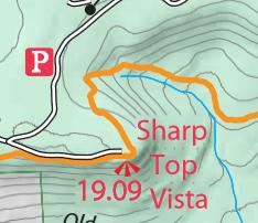 Sharp Top Vista