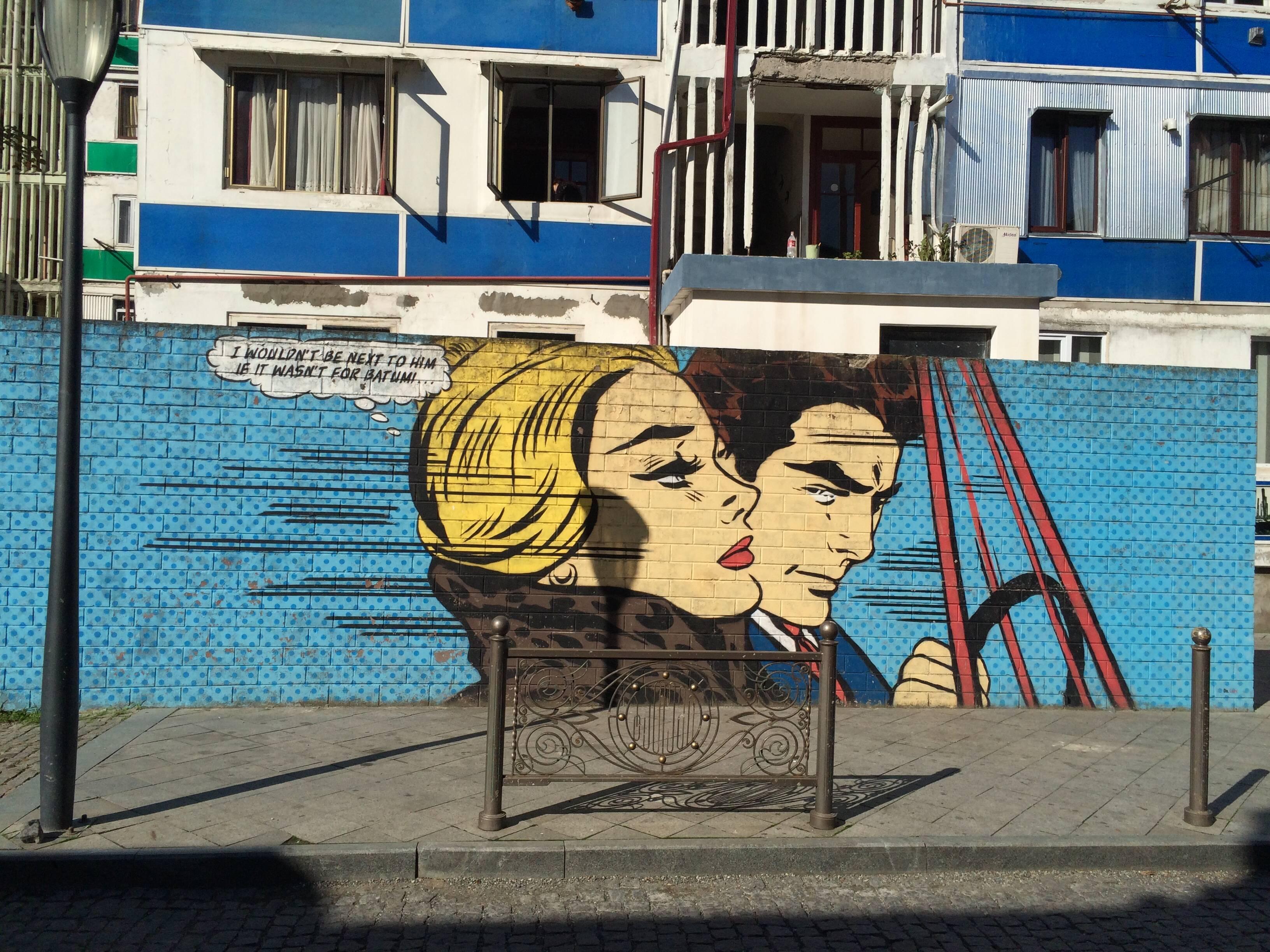Batumi Street Art