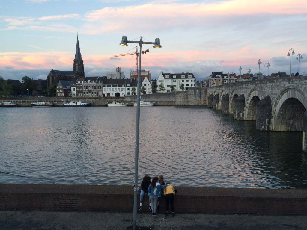 Maastricht, the Dutch city that is the subject of this post.