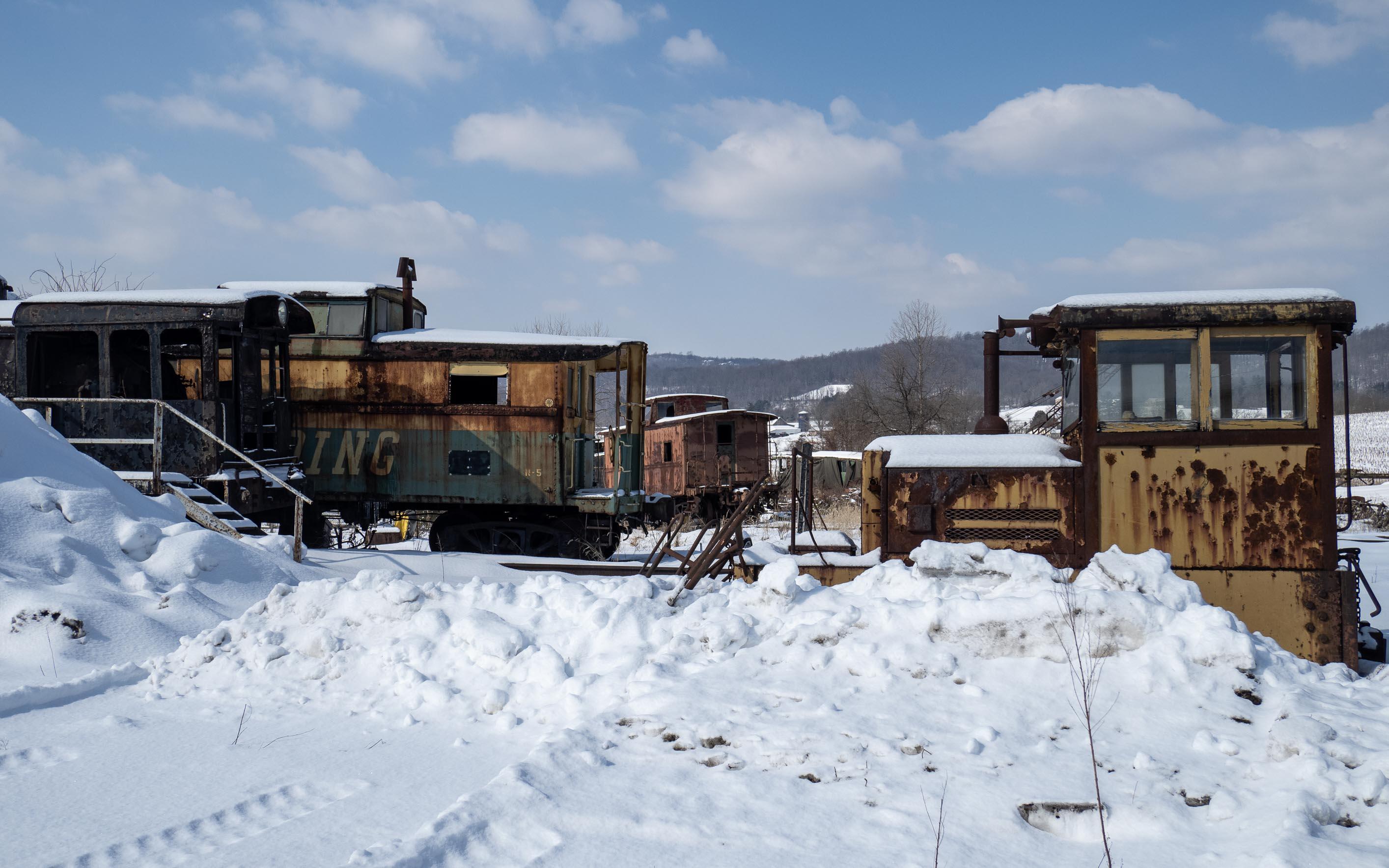 Train!