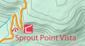 map of sprout point